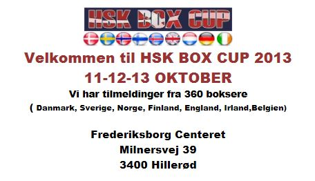 HSK BOX CUP