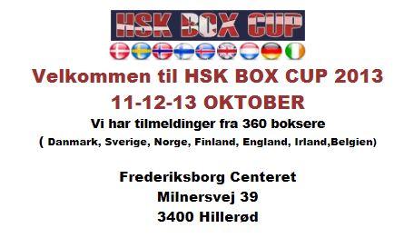 HSK BOX CUP