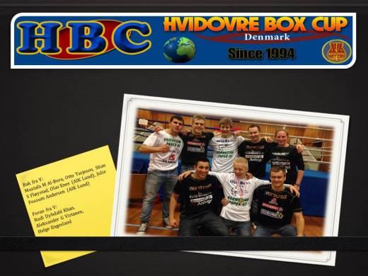 Hvidovre Box Cup