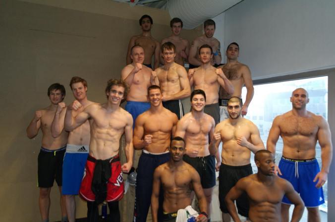 Topp trente gutter fra samling i OXO gym
