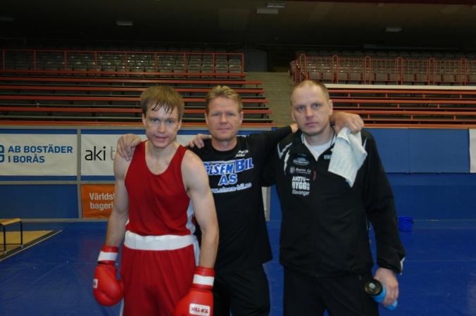 Helge, Henning, Hadle